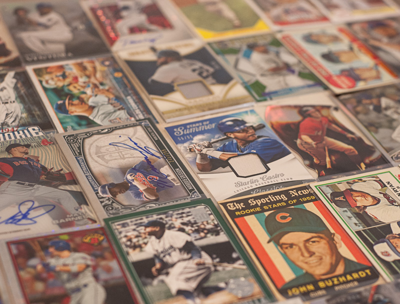 Baseball Cards of the Month Club Blog